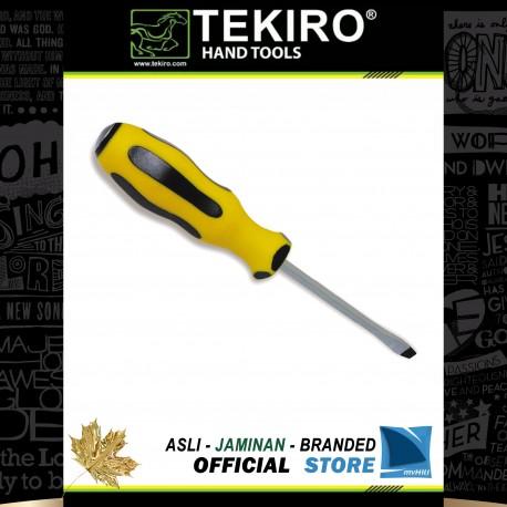Obeng TPR Ketok (-) Minus / TPR Go-Thru Screwdriver