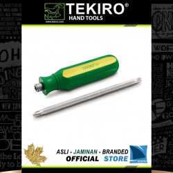 Obeng Bolak Balik (+/-) 6 x 125 mm / Two Way Screwdriver