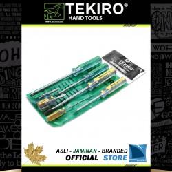 Obeng Set 7 Pcs Kristal / In Line Screwdriver Set 7 Pcs