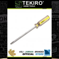 Obeng Gagang Kristal (-) Minus / In Line Screwdriver TEKIRO