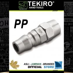 Nepel Sambungan Angin PP / Quick Coupler Plug PP