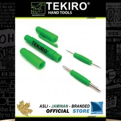 Obeng Tipe Pen 4 In 1 / Mini Pocket Screwdriver 4 In 1