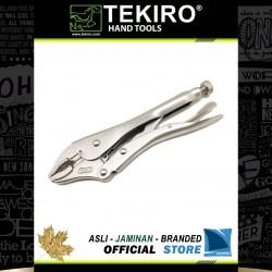Tang Buaya Bengkok / Locking Grip Pliers Curved