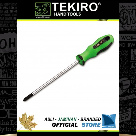Obeng TPR (+) Plus / TPR Screwdriver