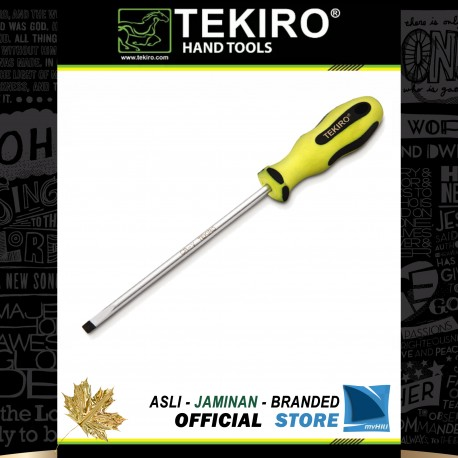 Obeng TPR (-) Minus / TPR Screwdriver